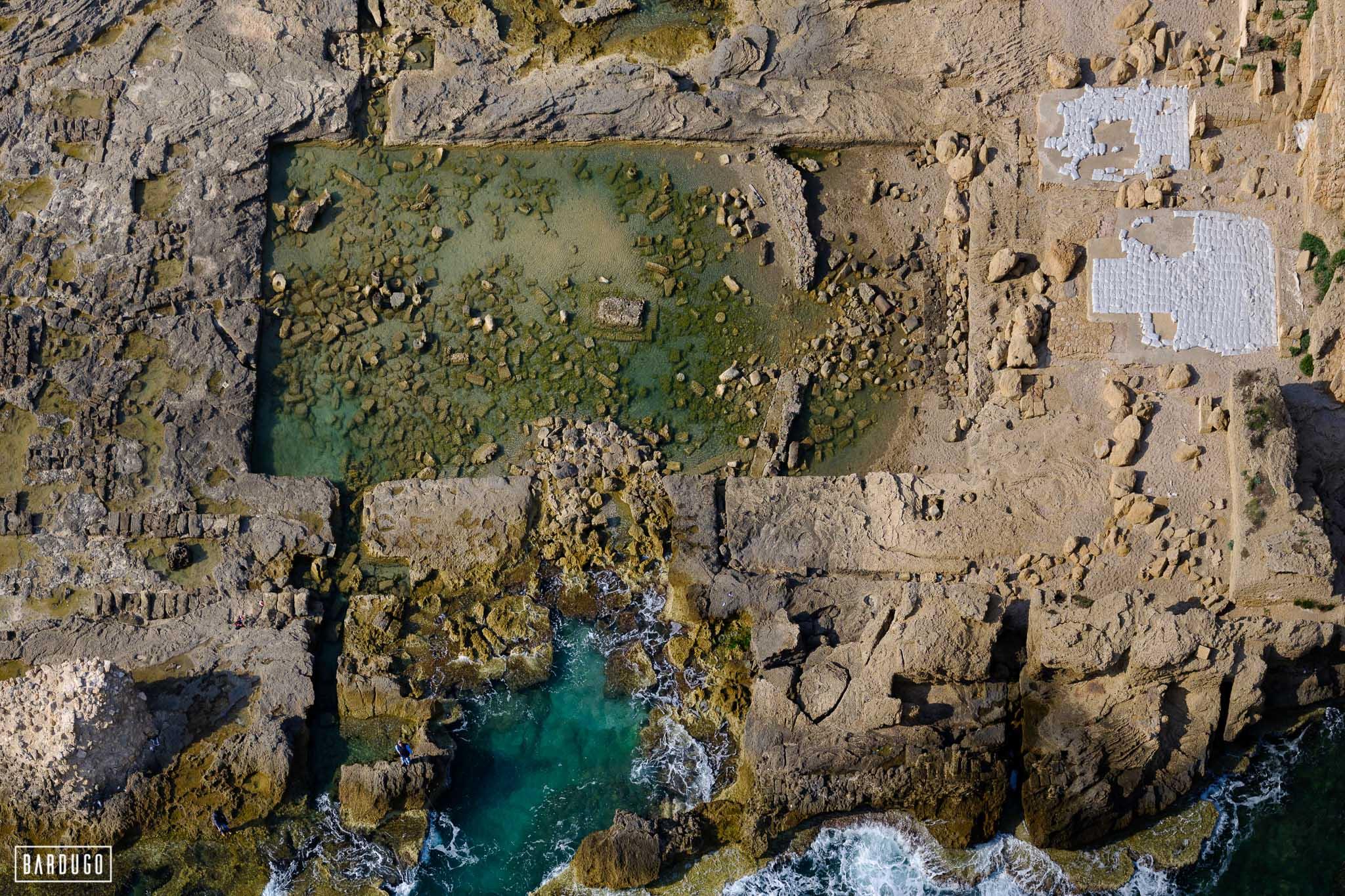 Caesarea Roman Palace