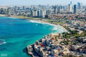 View Over Jaffa